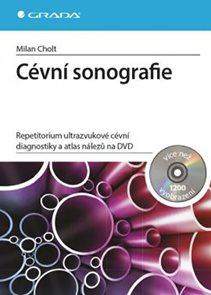 Cévní sonografie - repetitorium ultrazvukové cévní diagnostiky a atlas nálezů na DVD