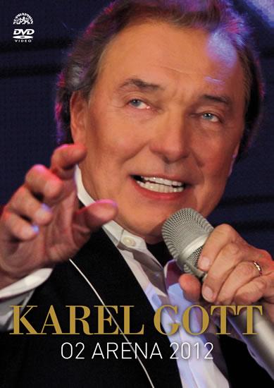 Gott Karel - O2 Arena 2012 - 2DVD - Gott Karel