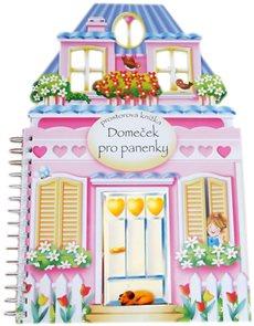 Domeček pro panenku - prostorová knížka