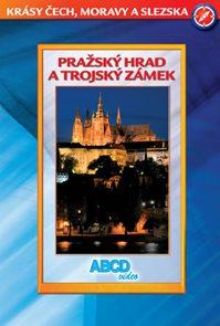 DVD Pražský Hrad a Trojský zámek - Krásy ČR