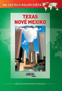 Texas a Nové Mexiko DVD - Na cestách kolem světa
