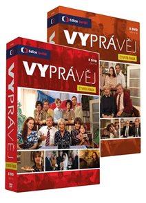 Vyprávěj - 4.řada - 16 DVD