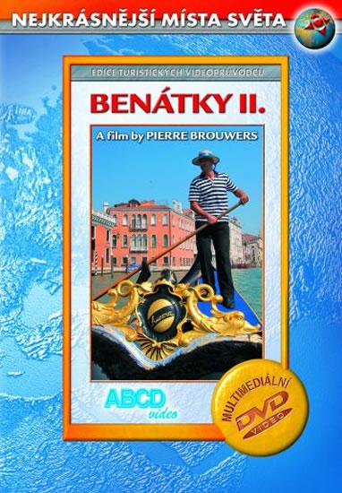 Benátky II. DVD - Nejkrásnější místa světa - neuveden