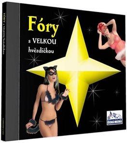 Fóry s velkou hvězdičkou - 1 CD