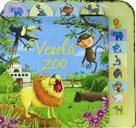 Veselá ZOO - kniha se zvuky