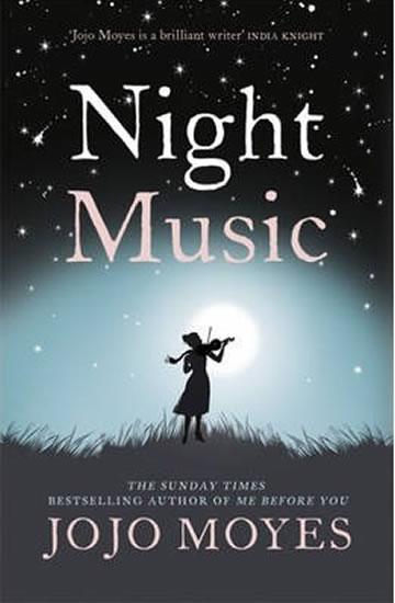 Night Music (anglicky) - Moyesová Jojo