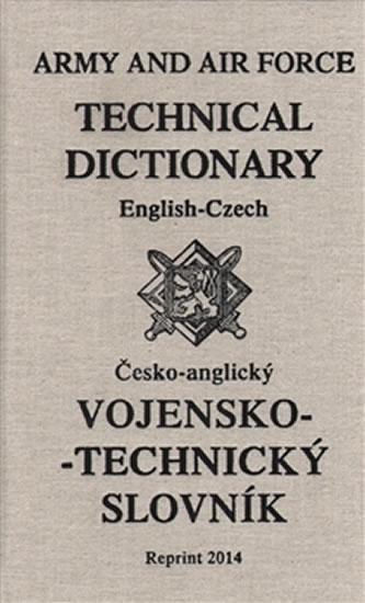 Vojensko - technický slovník AČ-ČA - neuveden