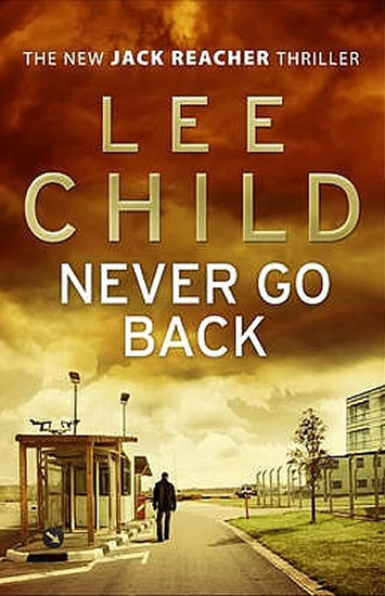Never Go Back (anglicky) - Child Lee