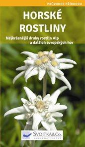 Horské rostliny - Průvodce přírodou