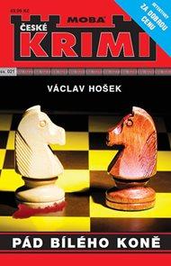 Pád bílého koně - Krimi sv. 21