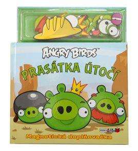 Angry Birds - Prasátka útočí (magnetická doplňovačka)