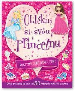 Oblékni si svou princeznu - Kostýmy jako samolepky