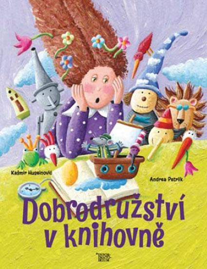 Dobrodružství v knihovně - Huseinović Kašmir