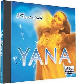 Yana - Planeta srdce - 1 CD