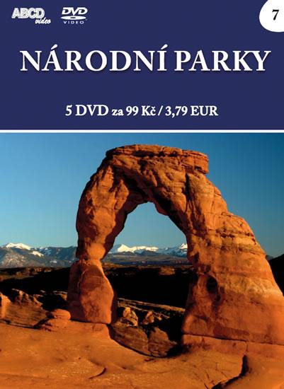 Národní parky - 5 DVD - neuveden