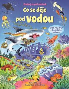 Co se děje pod vodou - Podívej se pod obrázek