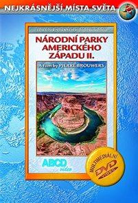 Národní parky Amerického Západu II. DVD - Nejkrásnější místa světa