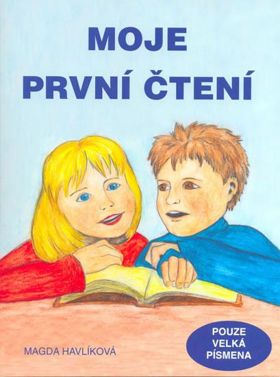 Moje první čtení - Havlíková Magda