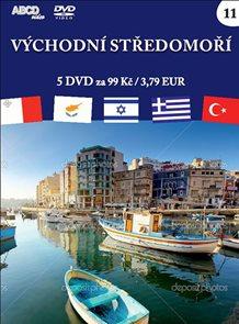 Východní Středomoří - 5 DVD