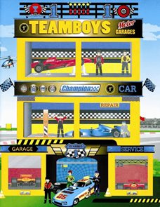 TEAMBOYS Motor Garage