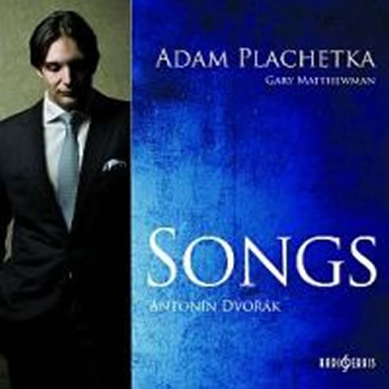 SONGS Antonín Dvořák - CD - Plachetka Adam