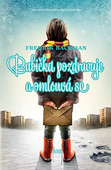 Babička pozdravuje a omlouvá se - Backman Fredrik - 14x21 cm, Sleva 12%