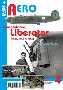 Consolidated B-24 Liberator Mk.III,Mk.V a Mk.VI