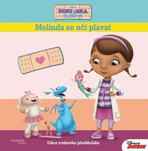Doktorka Plyšáková - Melinda se učí plavat (Edice zvídavého předškoláka)