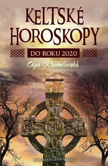 Keltské horoskopy do roku 2020 - Krumlovská Olga - 14x21 cm