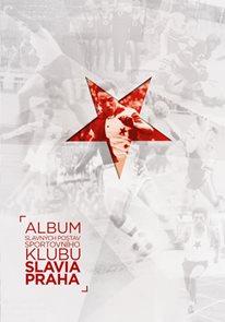 Album slavných postav sportovního klubu Slavia Praha