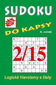 Sudoku do kapsy 2/2015 (zelená)