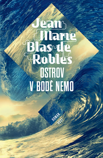 Ostrov v bodě Nemo - Blas de Roblés Jean-Marie