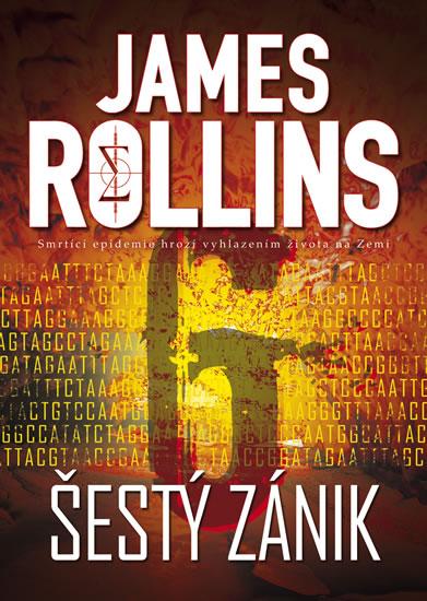 Šestý zánik - Rollins James - 15x21 cm