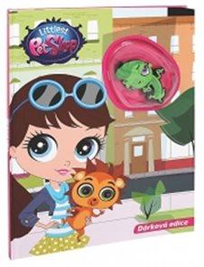 Littlest Pet Shop s hračkou