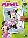 Minnie - Omalovánky Maluj vodou!