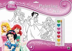 Disney Princezny - Omalovánkové sety