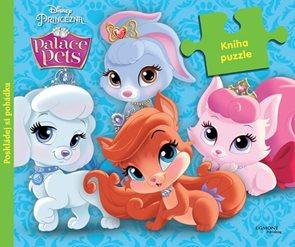 Palace Pets Princezna - Kniha puzzle