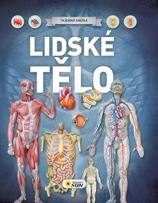 Lidské tělo - Tajemná knížka