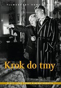 Krok do tmy - DVD box