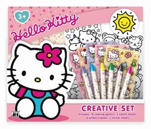 Hello Kitty - Kreativní set