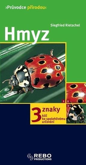 Hmyz - Průvodce přírodou - Rietschel Siegfried