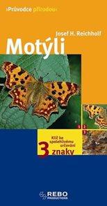 Motýli - Průvoce přírodou