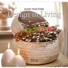 Kalendář nástěnný 2016 - Design in Living - Marc Wouters