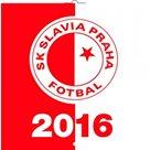 Kalendář nástěnný 2016 - SK Slavia Praha, poznámkový