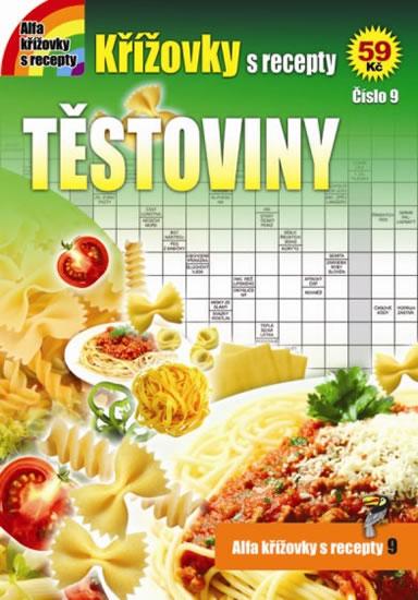 Křížovky s recepty 9 - Těstoviny - neuveden