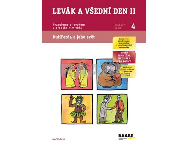 Levák a všední den II - Vodička Ivo - 21x30 cm