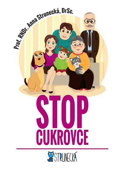 Stop cukrovce - Strunecká Anna, Sleva 18%
