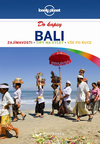 Bali do kapsy - Lonely Planet - neuveden