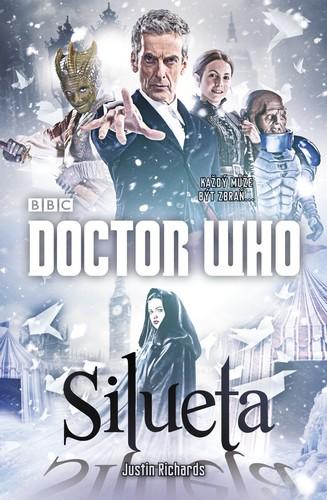 Doctor Who: Silueta - Richards Justin - 14x21 cm
