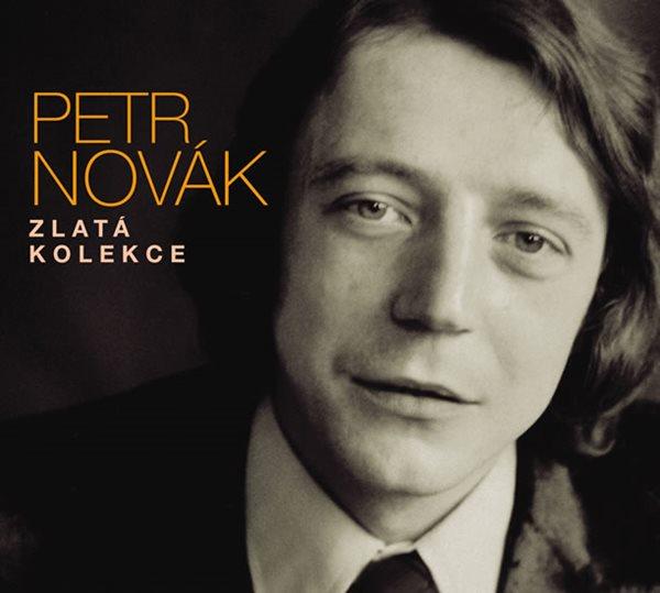 CD Petr Novák: Zlatá kolekce 1966-1996 - Novák Petr - 13x14 cm